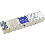 AddOn MSA and TAA Compliant 1000Base-LX SFP Transceiver (SMF, 1310nm, 10km, LC)