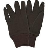 MCR Safety General Purpose Brown Jersey Gloves