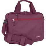 """STM Swift Shoulder Bag for 15"""" Laptop and Tablet - Dark Red"""