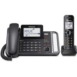 Panasonic Link2Cell KX-TG9581B DECT 6.0 Cordless Phone