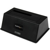 """StarTech.com eSATA / USB 3.0 SATA III Hard Drive Docking Station SSD / HDD with UASP - 1 x HDD Supported - 1 x SSD Supported - 1 x 2.5""""/3.5"""" Bay"""