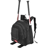 Rawlings Carrying Case (Backpack) for Baseball Bat - Black
