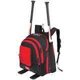 Rawlings Carrying Case (Backpack) for Baseball Bat - Scarlet