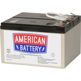 RBC109 UPS Replacement Battery for APC By American Battery