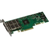 Solarflare Flareon SFN7042Q Dual-Port 40GbE QSFP+ PCIe 3.0 Server I/O Adapter