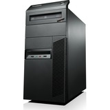 Lenovo ThinkCentre M93p 10A7003SUS Desktop Computer - Intel Core i7 i7-4790 3.60 GHz - Mini-tower - Business Black