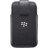 BlackBerry Carrying Case (Holster) for Smartphone - Black