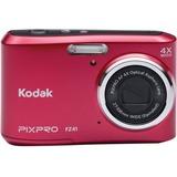 Kodak PIXPRO FZ41 16.2 Megapixel Compact Camera - Silver