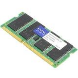 AddOn AA160D3SL/8G x1 HP H6Y77UT#ABA Compatible 8GB DDR3-1600MHz Unbuffered Dual Rank 1.35V 204-pin CL11 SODIMM
