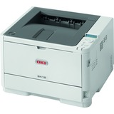 Oki B412dn LED Printer - Monochrome - 1200 x 1200 dpi Print - Plain Paper Print - Desktop