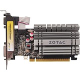 Zotac ZT-71115-20L GeForce GT 730 Graphic Card - 902 MHz Core - 4 GB DDR3 SDRAM - PCI Express 2.0 x16 - Single Slot Space Required