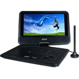 "RCA DPDM95R Portable DVD Player - 9"" Display - 800 x 480 - Black"