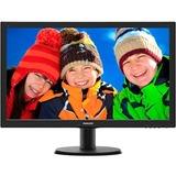 """Philips V-line 243V5LSB 23.6"""" LED LCD Monitor - 16:9 - 5 ms"""