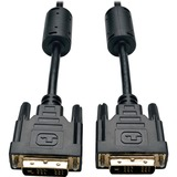 Tripp Lite DVI Single Link Cable, Digital TMDS Monitor Cable (DVI-D M/M), 18-in