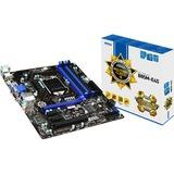 MSI B85M-E45 Desktop Motherboard - Intel B85 Express Chipset - Socket H3 LGA-1150