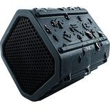 ECOXGEAR ECOPEBBLE GDI-EGPB101 Speaker System - Battery Rechargeable - Wireless Speaker(s) - Black