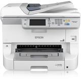 Epson WorkForce Pro WF-8590 Inkjet Multifunction Printer - Color - Plain Paper Print - Desktop