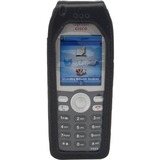 zCover Tech Carrying Case for IP Phone - Black