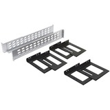 APC by Schneider Electric Mounting Rail Kit for UPS - Gray - Gray