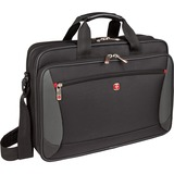 "Swissgear Carrying Case (Briefcase) for 15.6"" Notebook - Black"
