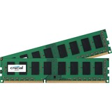 Crucial 16GB kit (8GBx2) DDR3 PC3-14900 Unbuffered NON-ECC 1.35V 1024Meg x 64