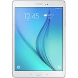 "Samsung Galaxy Tab A SM-T550 16 GB Tablet - 9.7"" 4:3 - 1024 x 768 - Plane to Line (PLS) Switching - Qualcomm Snapdragon 410 APQ8016 Quad-core (4 Core) 1.20 GHz - 1.50 GB - And ...(more)"