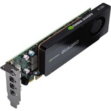 PNY Quadro K1200 Graphic Card - 4 GB GDDR5 - PCI Express 2.0 x16 - Low-profile - Single Slot Space Required
