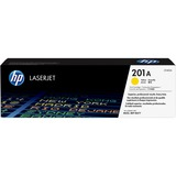 HP 201A   CF402A   Toner-Cartridge   Yellow   Works with HP Color LaserJet Pro M252dw, M277 series