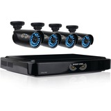 Night Owl 4 Channel Smart HD Video Security System with 1 TB HDD and 4 x 720p HD Cameras