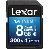 Lexar Platinum II 8 GB SDHC
