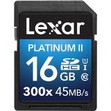 Lexar Platinum II 16 GB SDHC