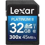 Lexar Platinum II 32 GB SDHC