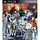 Atlus Lost Dimension