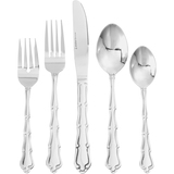 Anchor Willow 20pc Service for 4 Flatware Set