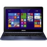 "Asus EeeBook X205TA-EDU 11.6"" LED Netbook - Intel Atom Z3735F Quad-core (4 Core) 1.33 GHz - Dark Blue"
