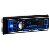 BOSS AUDIO 610UA Single-DIN MECH-LESS Multimedia Player (no CD or DVD), Receiver