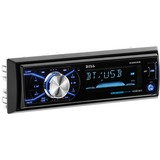 BOSS AUDIO 632UAB Single-DIN MECH-LESS Multimedia Player (no CD or DVD), Receiver, Bluetooth, Detachable Front Panel, Wireless Remote
