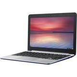 """Asus Chromebook C201PA-DS02 11.6"""" Chromebook - Rockchip Cortex A17 RK3288-C Quad-core (4 Core) - Blue"""