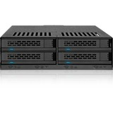 Icy Dock ExpressCage MB324SP-B Drive Enclosure Internal - Black