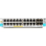 HPE 20-port 10/100/1000BASE-T PoE+ / 4-port 1G/10GbE SFP+ MACsec v3 zl2 Module