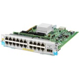 HPE 20-port 10/100/1000BASE-T PoE+ MACsec / 1-port 40GbE QSFP+ v3 zl2 Module