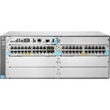 HPE 5406R 44GT PoE+/4SFP+ (No PSU) v3 zl2 Switch