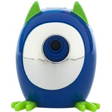 WowWee Snap Pets Cat, Blue/Green