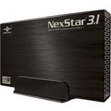 Vantec NexStar 3.1 NST-370A31-BK Drive Enclosure External - Black