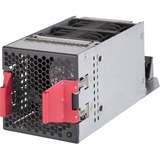 HP 5930-4Slot Front (Port Side) to Back (Power Side) Airflow Fan Tray