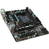 MSI A78M-E35 V2 Desktop Motherboard - AMD A78 Chipset - Socket FM2+