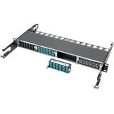 Tripp Lite 10GbE High Density Pass-Through Cassette 12 LC Duplex Connection