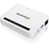 IOGEAR MediaShair 2 Wireless Media Hub and Power Station