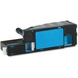 Media Sciences Toner Cartridge - Alternative for Dell (593-11021) - Cyan