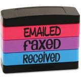 U.S. Stamp & Sign Emailed Message Stamp Set